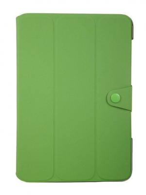 Обложка skinBOX slim для планшета Samsung Galaxy Note N8000/8010/8020.. Цвет: зеленый