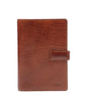 Ежедневник GIUDI. Цвет: коричневый