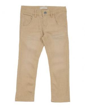 Джинсовые брюки NAME IT®. Цвет: песочный