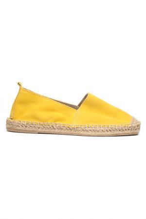 Эспадрильи Dino Ricci Trend. Цвет: желтый