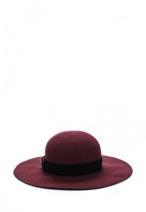 Шляпа Liu Jo. Цвет: бордовый