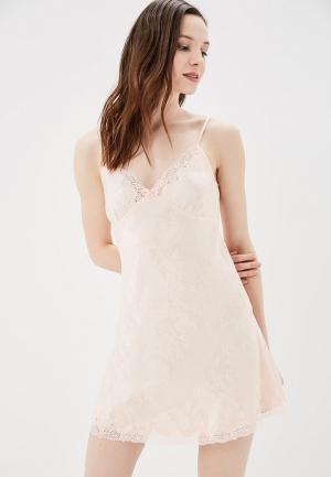 Сорочка ночная Mia-Amore. Цвет: коралловый