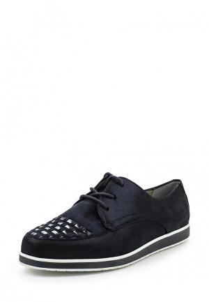 Ботинки Ara. Цвет: синий