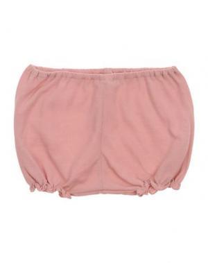 Повседневные шорты LE PETIT COCO. Цвет: пастельно-розовый