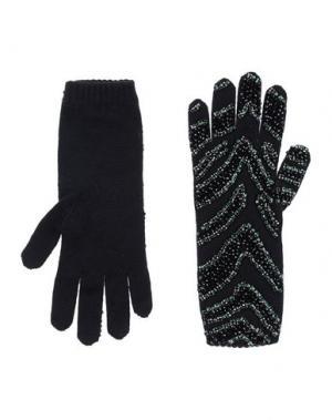 Перчатки 28.5. Цвет: черный