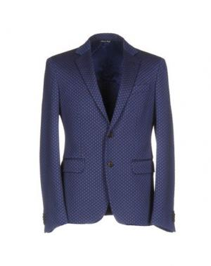 Пиджак BRIAN DALES. Цвет: синий