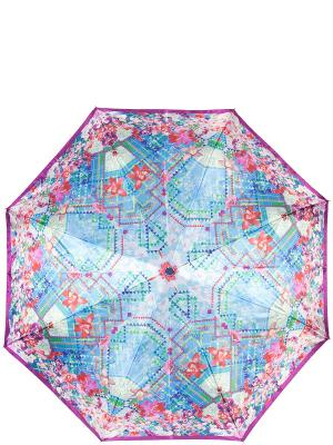 Зонт Eleganzza. Цвет: зеленый, голубой, темно-красный
