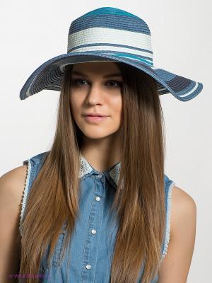 Шляпа Canoe. Цвет: синий, белый, темно-синий