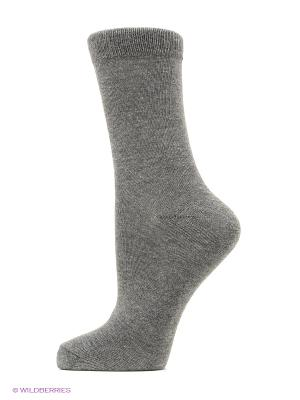 Носки INCITY. Цвет: серый