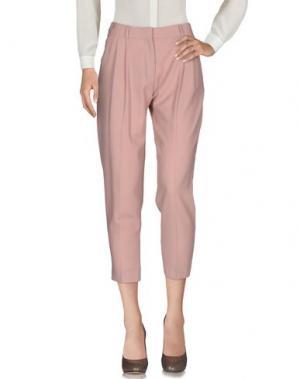 Повседневные брюки J. LINDEBERG. Цвет: пастельно-розовый