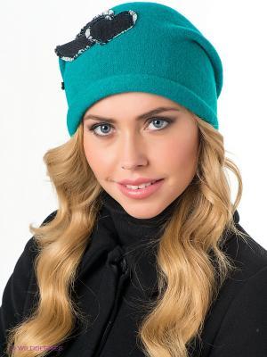 Шляпа SEEBERGER. Цвет: зеленый