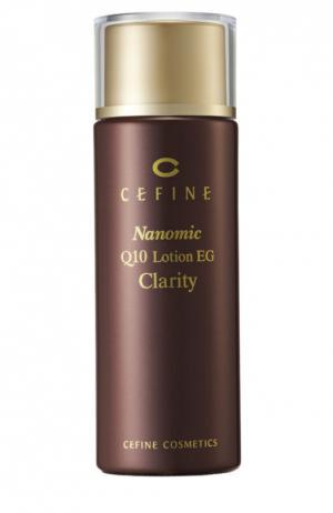 Лосьон с коэнзимом Q10 Nanomic Lotion EG Clarity Cefine. Цвет: бесцветный
