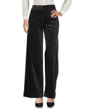 Повседневные брюки QL2 QUELLEDUE. Цвет: стальной серый
