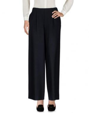 Повседневные брюки HARRIS WHARF LONDON. Цвет: темно-синий
