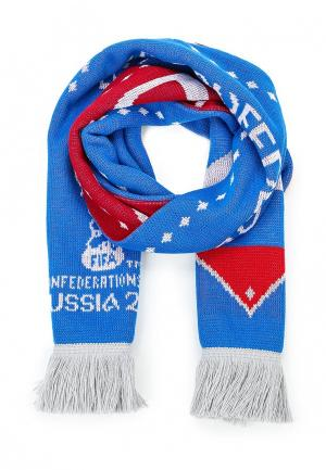 Шарф FIFA Confederations Cup Russia 2017. Цвет: разноцветный