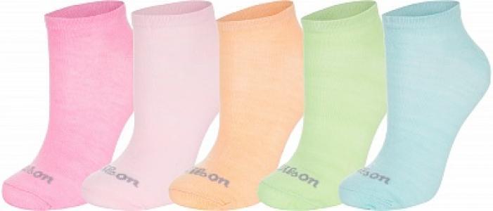 Носки женские  Solids, 5 пар Wilson