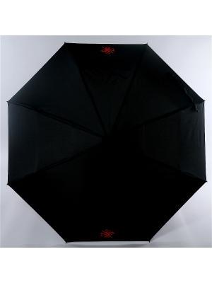 Зонт Nex. Цвет: черный, красный, серый