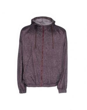 Куртка 8. Цвет: баклажанный