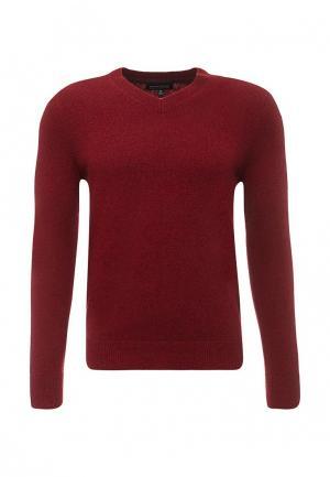 Пуловер Banana Republic. Цвет: бордовый