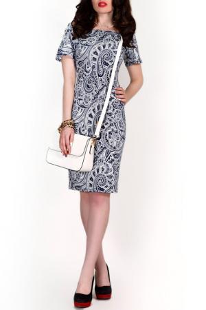 Платье FRANCESCA LUCINI. Цвет: ламантиновый