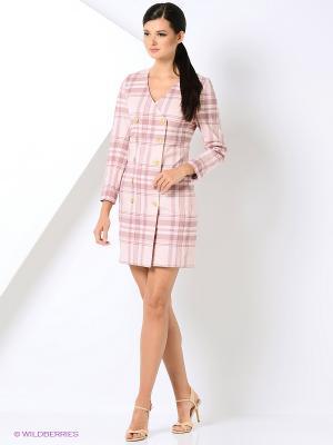 Платье Trip Pink Katya Erokhina