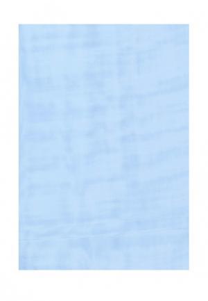 Тюль ТомДом. Цвет: голубой