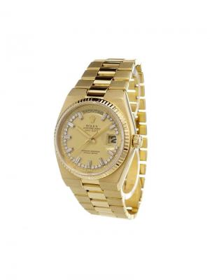 Day-Date Oysterquartz analog watch Rolex. Цвет: none