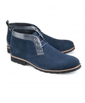 Обувь  SS-0108 NAVY HENDERSON. Цвет: синий