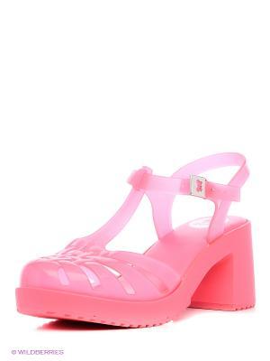 Босоножки ZAXY. Цвет: розовый