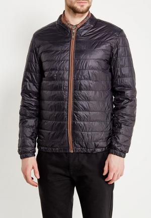 Куртка утепленная Selected Homme. Цвет: разноцветный