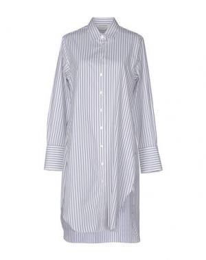 Короткое платье GUGLIELMINOTTI. Цвет: белый