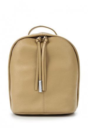Рюкзак Franchesco Mariscotti. Цвет: бежевый