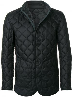 Куртка Bodywarmer Feder Z Zegna. Цвет: чёрный