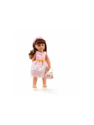 Кукла Ханна именинница GOTZ. Цвет: розовый