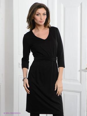 Платье Natali Silhouette. Цвет: черный