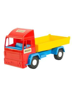 Middle truck грузовик ТИГРЕС. Цвет: желтый, синий, красный