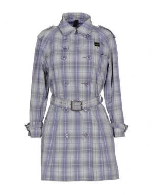 Легкое пальто BLAUER. Цвет: сиреневый