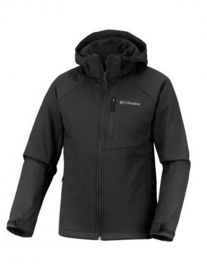 Куртка Columbia. Цвет: черный