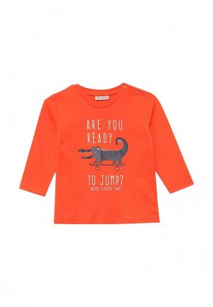 Лонгслив Brums. Цвет: оранжевый
