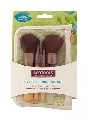 Набор кистей для макияжа Ecotools
