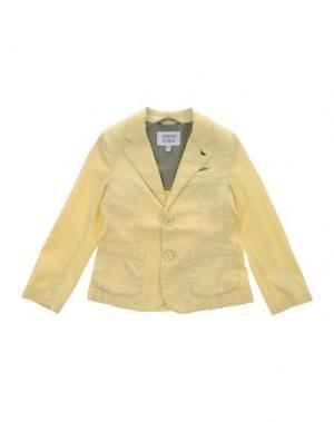 Пиджак ARMANI JUNIOR. Цвет: желтый
