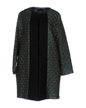 Пальто MALAICA. Цвет: черный