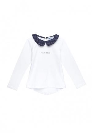 Блуза Cookie. Цвет: белый