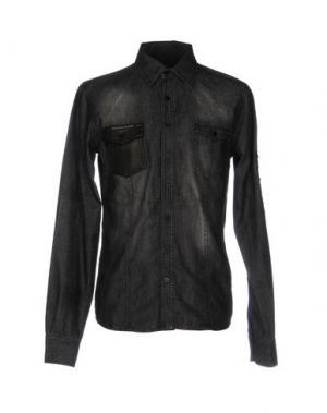 Джинсовая рубашка PHILIPP PLEIN 42621235OS