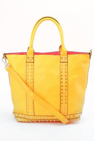 Сумка VIMODA. Цвет: желто-оранжевый