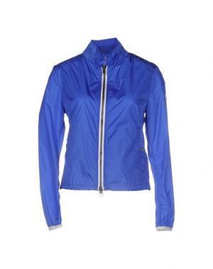 Куртка ADHOC. Цвет: синий