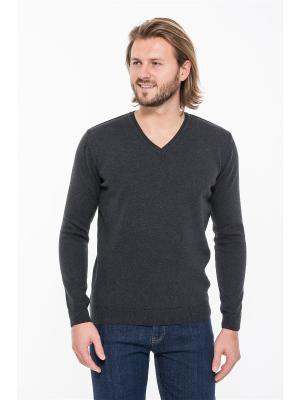 Пуловер Westrenger. Цвет: антрацитовый