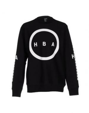 Толстовка HBA HOOD BY AIR. Цвет: черный