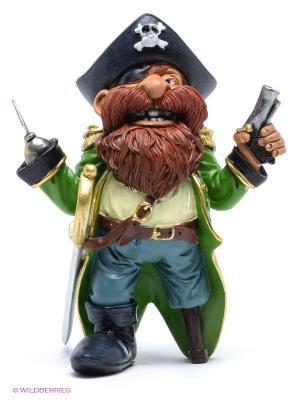 Фигурка Пират Джеймс Крюк The Comical World of Stratford. Цвет: зеленый, коричневый, черный