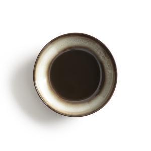 Комплект из 4 глубоких тарелок керамики Tadefi AM.PM.. Цвет: каштановый
